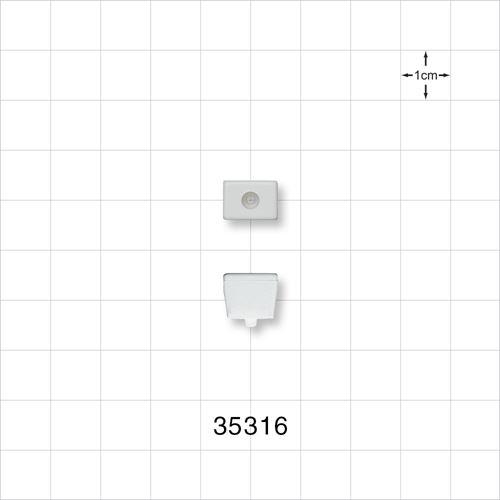 Cap, White - 35316