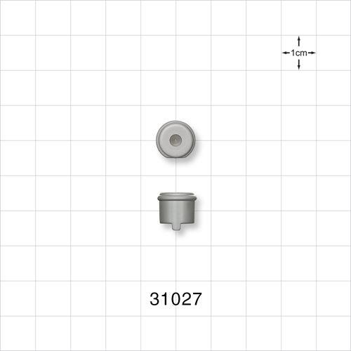 Cap, Grey - 31027
