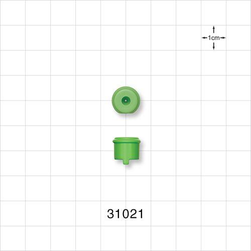 Cap, Light Green - 31021