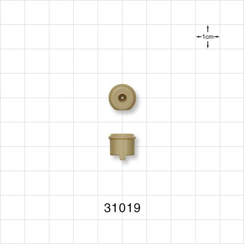 Cap, Beige - 31019