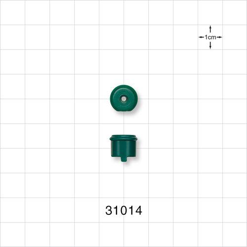 Cap, Dark Green - 31014