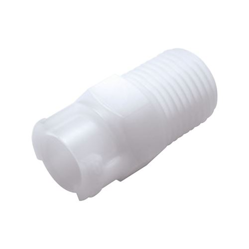 Coupling Body, In-Line Pipe Thread, Straight Thru - SMPT02