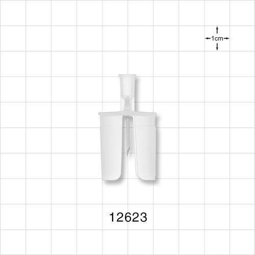 Universal Vial Adapter with Female Luer Lock - 12623