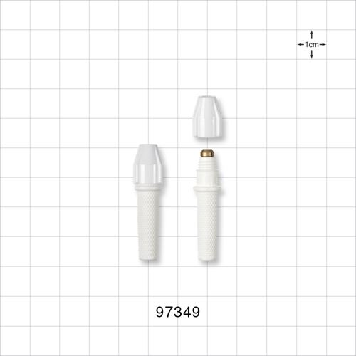 3-Part Torquer, White - 97349