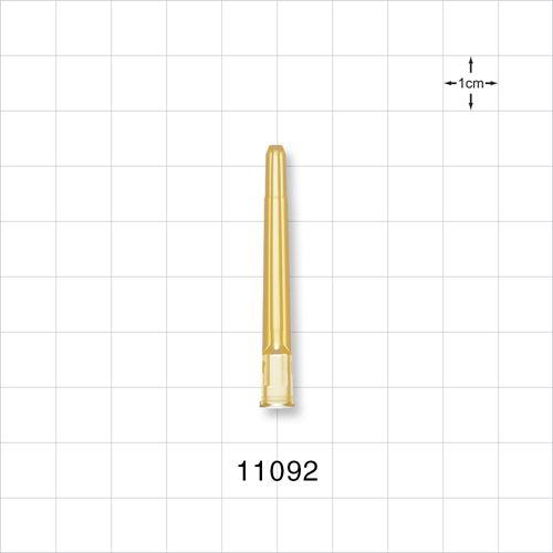 Guide Wire J Straightener, Yellow - 11092