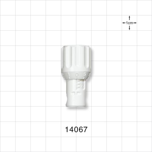 Flow Control Screw Clamp, Small - 14067