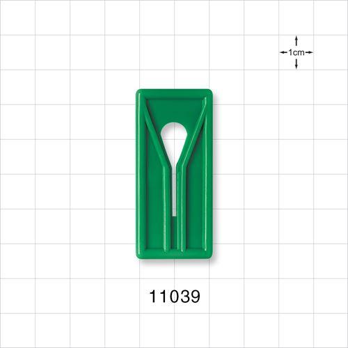 Slide Clamp, Green - 11039