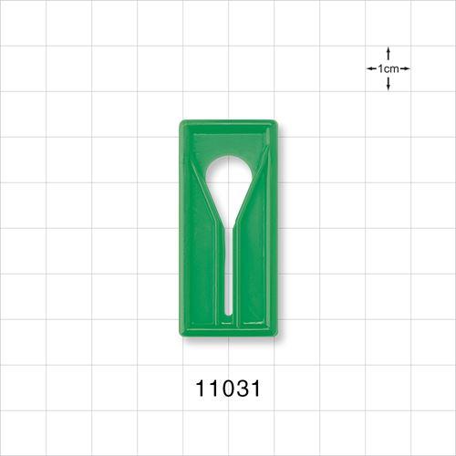 Slide Clamp, Green - 11031