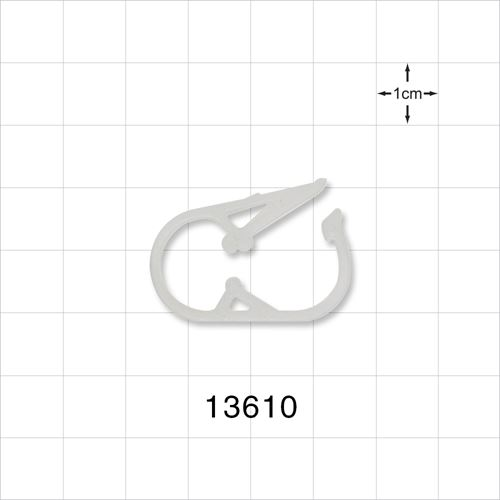 Pinch Clamp, Natural - 13610