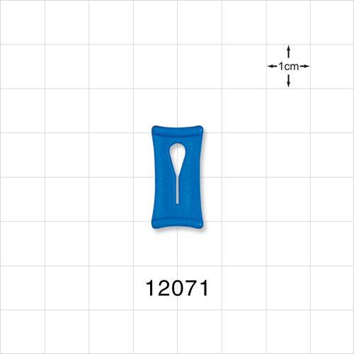 Slide Clamp, Blue - 12071