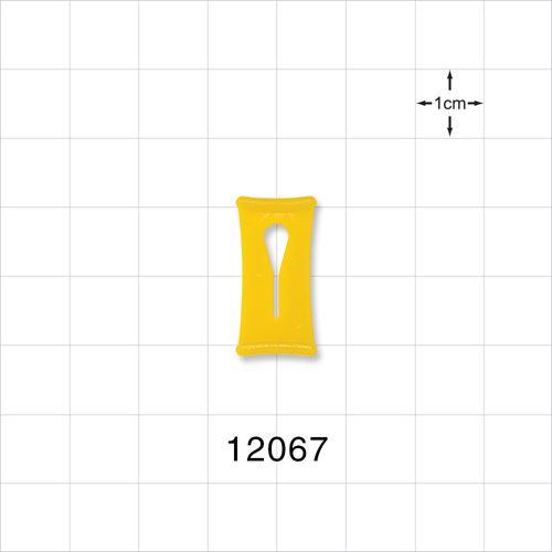 Slide Clamp, Yellow - 12067