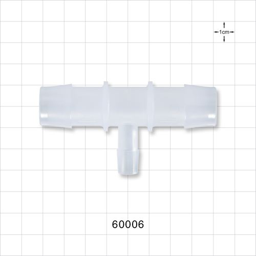 Reduction T Connector - 60006