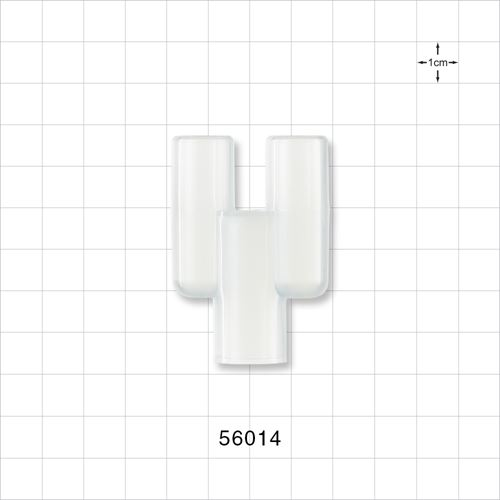 Wye Connector, Parallel, Pediatric - 56014