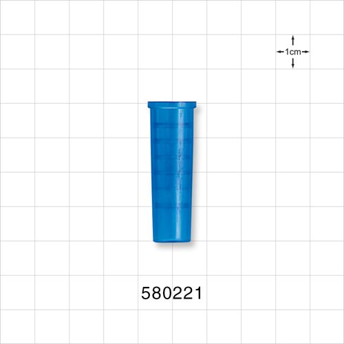 Suction Connector, Blue - 580221