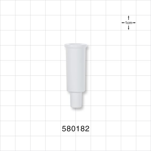 Suction Connector, White - 580182