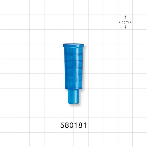 Suction Connector, Blue - 580181