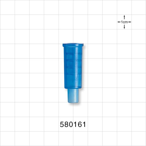Suction Connector, Blue - 580161