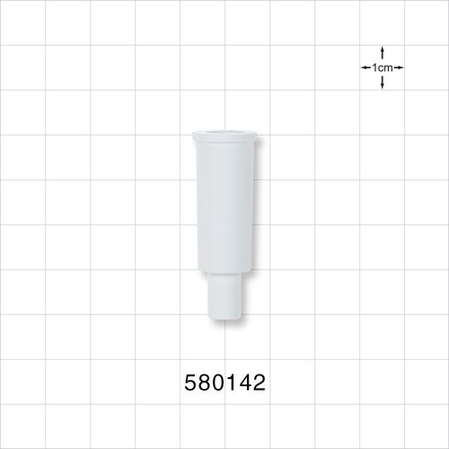 Suction Connector, White - 580142