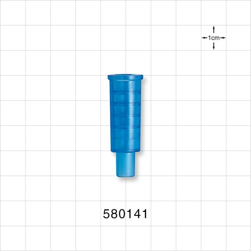 Suction Connector, Blue - 580141