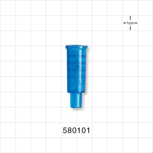 Suction Connector, Blue - 580101