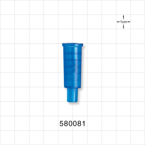 Suction Connector, Blue - 580081