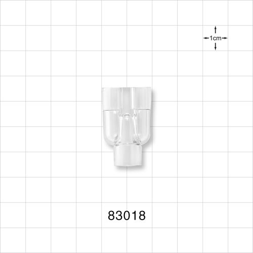 Y Connector, Parallel - 83018