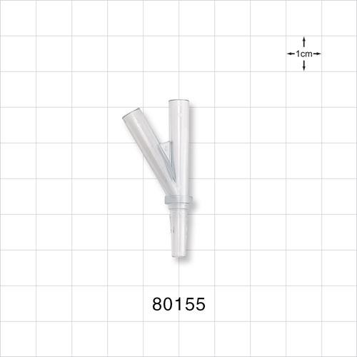 Y Connector, 2 Female Slips, 1 Male Slip - 80155