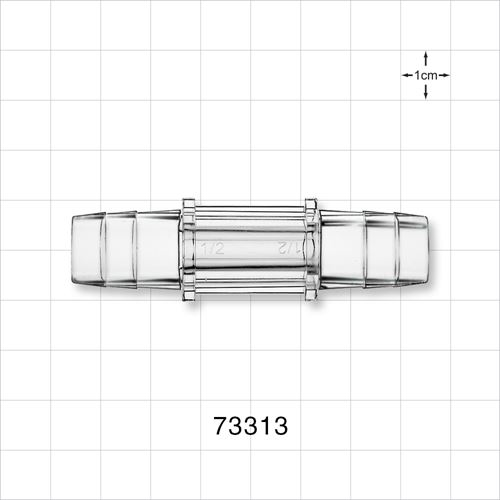 Straight Connector - 73313