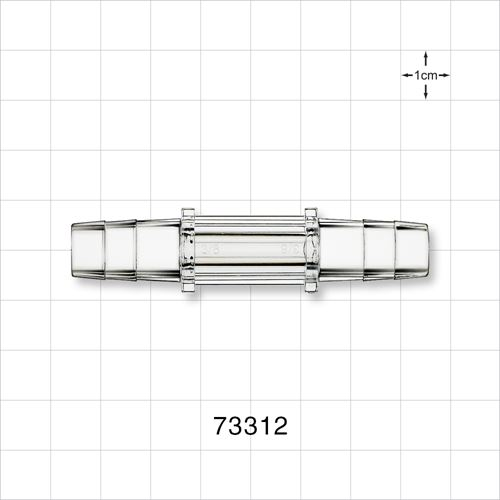 Straight Connector - 73312