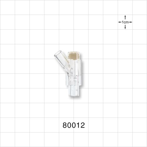 Y Injection Site - 80012