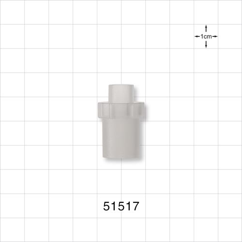 Connector, Natural - 51517