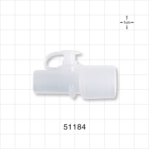 Temperature Connector with Plug - 51184
