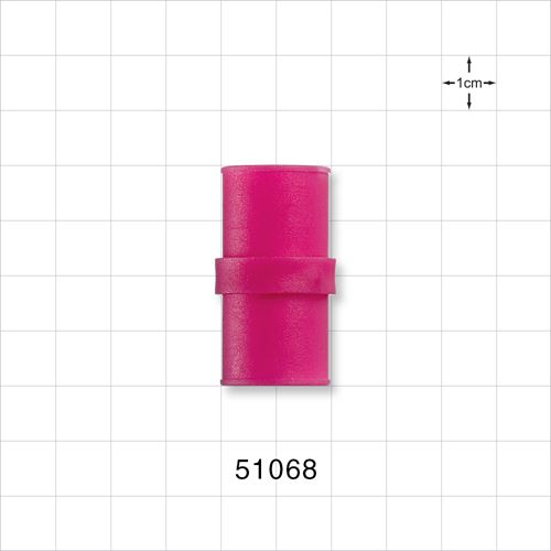 Straight Connector, Magenta - 51068