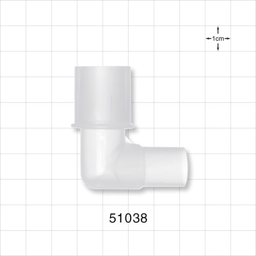 Elbow Connector - 51038