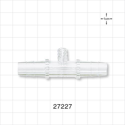 Straight Connector, Female Luer Lock Port - 27227