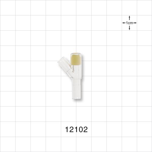Y Injection Site - 12102