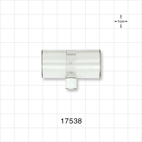 T Connector, Flexible - 17538