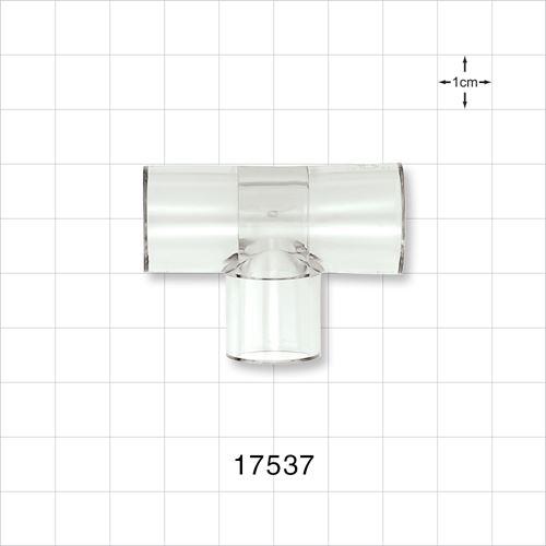 T Connector, Flexible - 17537