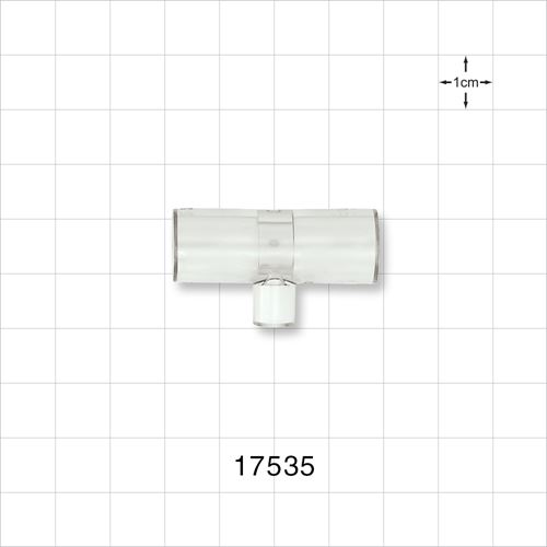 T Connector, Flexible - 17535