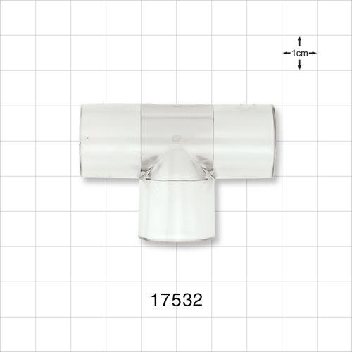 T Connector, Flexible - 17532
