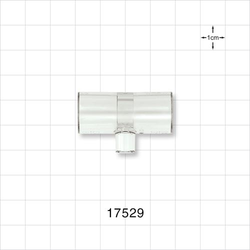 T Connector, Flexible - 17529