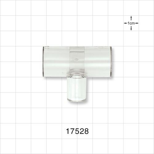 T Connector, Flexible - 17528