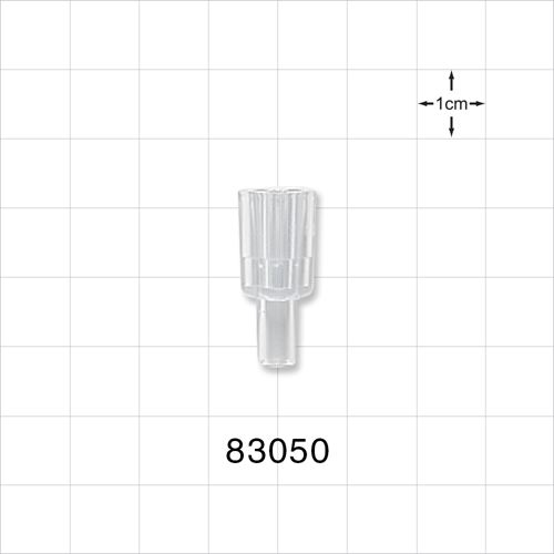 Parallel Trifurcated Y Adapter - 83050