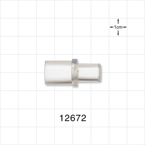 Straight Connector/Reducer - 12672