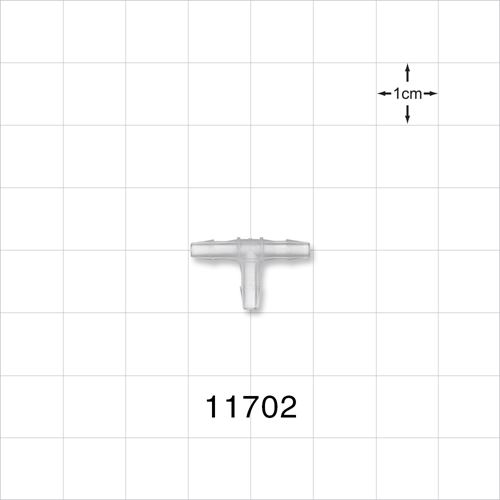Barbed T Connector - 11702