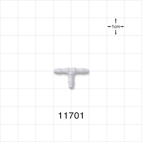 Barbed T Connector - 11701