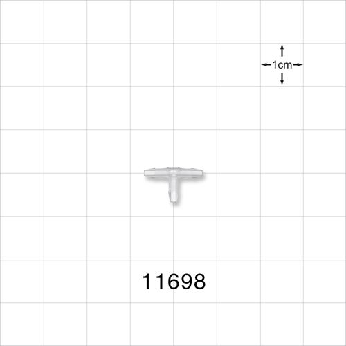 Barbed T Connector - 11698