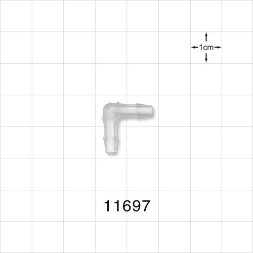 Barbed Elbow Connector - 11697