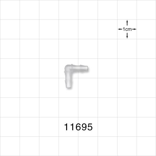 Barbed Elbow Connector - 11695