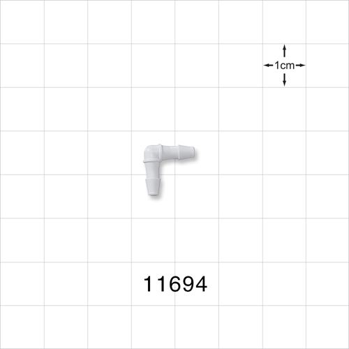 Barbed Elbow Connector - 11694